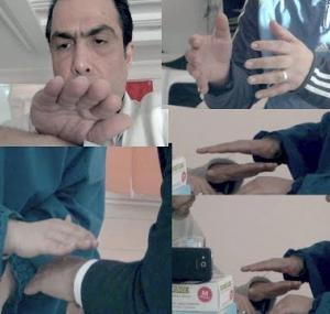 Embedded thumbnail for العلاج عبر اللمس كيف تجعل يديك مغناطيس